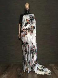 Japan Satin Silk Saree
