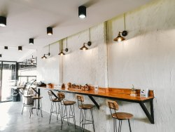 Cafe Interior Furniture Designing Services