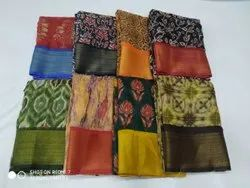 6.3 m (with blouse piece) Printed Traditional Silk Cotton Saree