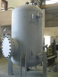Vertical MS Storage Tanks