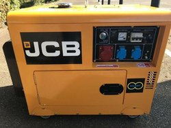 15 kVA JCB Portable Diesel Generator