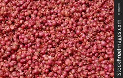 Dry small onion