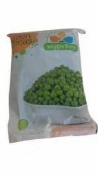 Veggie Feast A Grade Frozen Green Peas, Packet, Packaging Size: 1 Kg