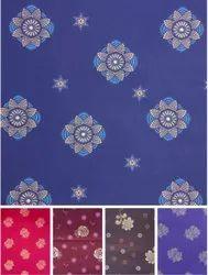 printed synthetics fabrics 54,56,,58 width