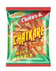 Chetas-k Chatkare Mast Masala Fryums Namkeen, Packaging Size: 20g, Packaging Type: Packet