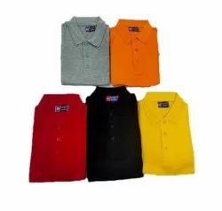 Global Teraxo Spun Matty Boys Polo Collar T Shirt, Size: 36 Inch Small, Age Group: 12-18 Years