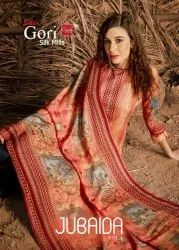 Shiv Gori Silk Mills Jubaida Vol-4 The Premium Kashmiri Wool Winter Suits Catalog
