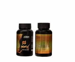 MAN X PRO AYURVEDIC CAPSULES FOR ERECTILE DYSFUNCTION