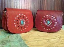 Ladies Handmade Leather Bag