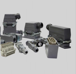 Multipin Heavy Duty Connector