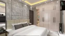 Bedroom Interior Designing, Work Provided: Wood Work & Furniture