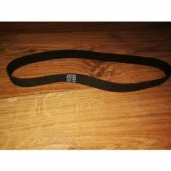 460 S2M Rubber Timing Belt