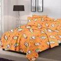 Kids Designer Double Bedsheet