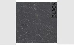 Dark Black Ceramic Floor Tile