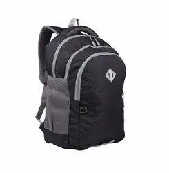 Kamron Black Casual Laptop Bag