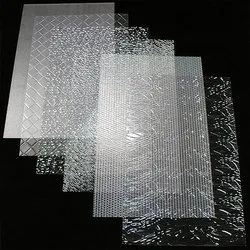 Plastic Textured Sheets