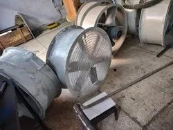 Tube Axial Flow Fan Manufacturer - Enviro Tech Industrial Products