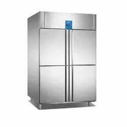 Euronova Vertical Professional Four Door Reach in Chiller EGN-1410 TNM/BTM