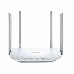 White TP-Link Archer C50 AC1200 Dual Band Wireless Router