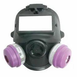 Full Face Mask Honeywell, Acid Gas