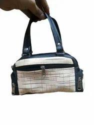 Pu Leather Printed Ladies Fashion Handbags