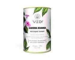 Vedi Haridra Khand (150gm), Packaging Type: Tin Can, Grade Standard: Food Grade