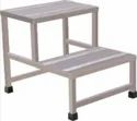 FOOT STEP STOOL DOUBLE SS - 50-3800 ES