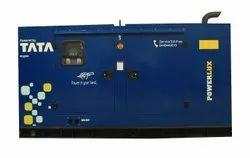 Powerlux 50 kVA TATA Silent Diesel Generator, 3 Phase