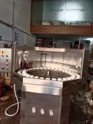 90 BPM Rotary Bottle Washing Machine
