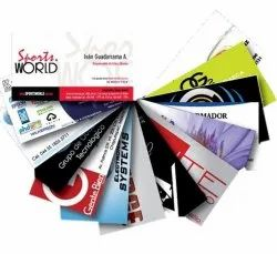 Paper Visiting Cards Printing Service