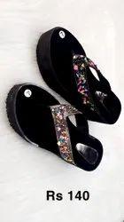 Ladies Flip Flop Slipper, Size: 36-41