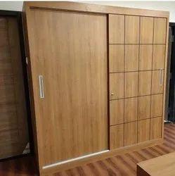 Wodoen Double Door Wardrobe