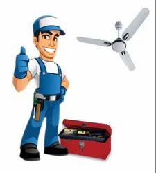 Electrical Fan Repairing Service