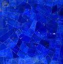 Royal Blue Lapis Lazuli Stone Slab, For Counter Top, Size: 9x5 Feet