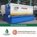 SS Sheet Cutting Machine