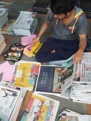 Distribution Newspaper Insertion Advertising Service, Mode Of Advertising: Insert In Newspaper