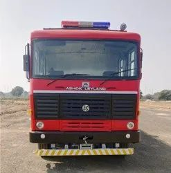 Fire Water Tender Type
