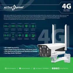 4g Sim Card Cctv Camera