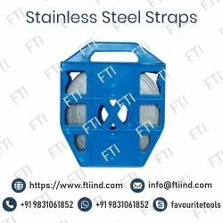 Stainless Steel Straps for Cable Installation