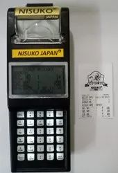 Handheld Daily Cash Collection Machine
