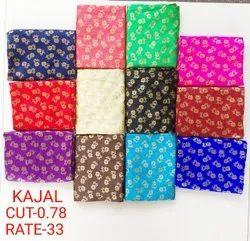 Kajal Jacquard Blouse Fabric