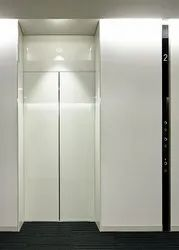 Polished SS Automatic Door Elevator