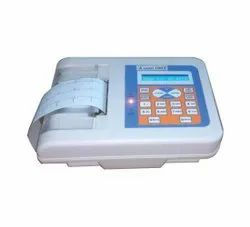 Portable Automatic Asaan 1003 ECG Machine, For Hospital, Resting