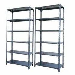 Standard Slotted Angle Steel Rack, For Office, 72 X 36 X 12