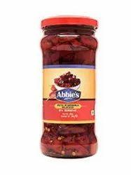Garam Masala Abbie's Red Paprika Sliced, Packaging Type: Bottle, Packaging Size: 350g