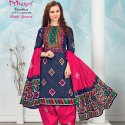 Low Range Unstitched Salwar Suit -10