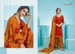 Panghat Vol 1 By Suryajyoti Cambric Dobby Dress Materials In Surat Market