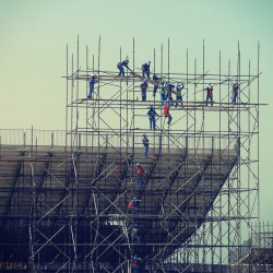 Concrete Frame Structures Factory Construction Service