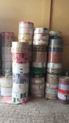 Silvr Paper Plate Raw Material, Packaging Type: Roll, 20