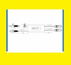 Coaxial 3.6G 1550nm DFB Laser Diode With Pigtail For CATV